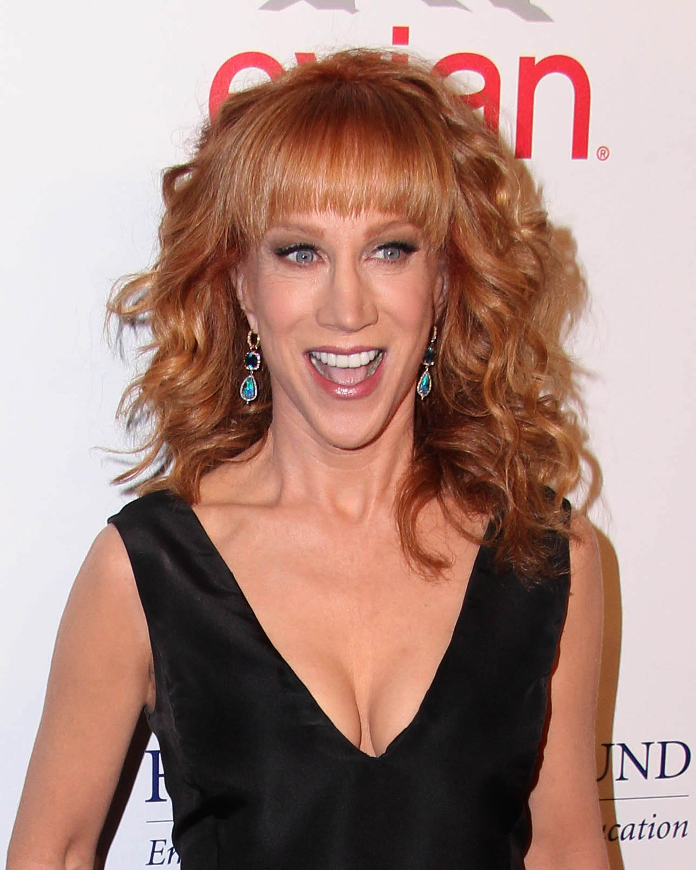 Party Line: Happy Election Day Kathy Griffin! Los Angeles