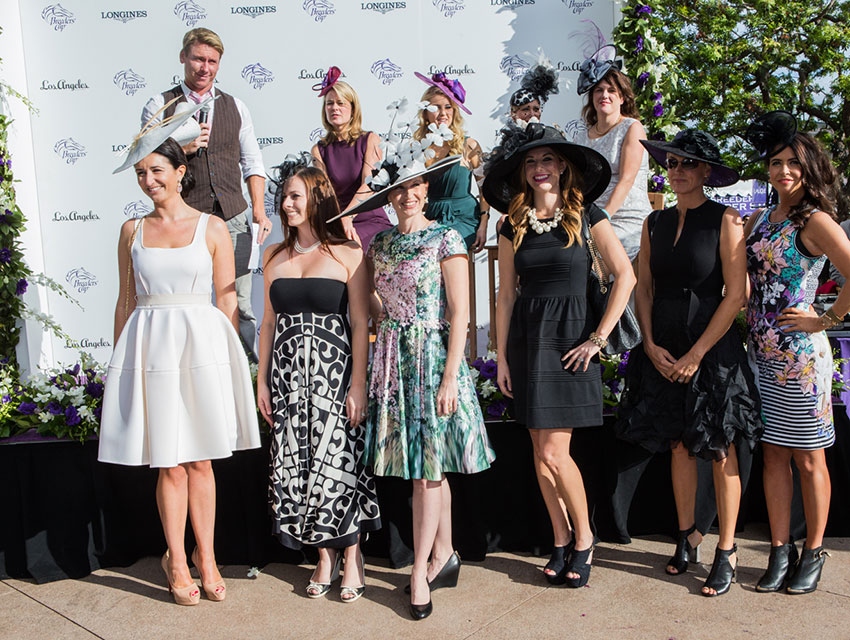 Breeders Cup Beauty Lounge And Longines Prize Of Elegance