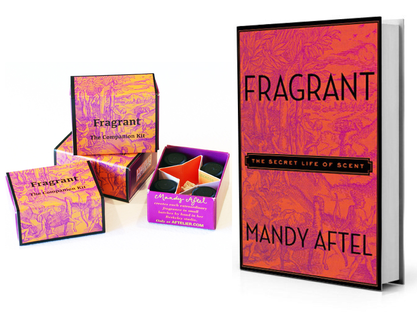 Fragrant Book and Box