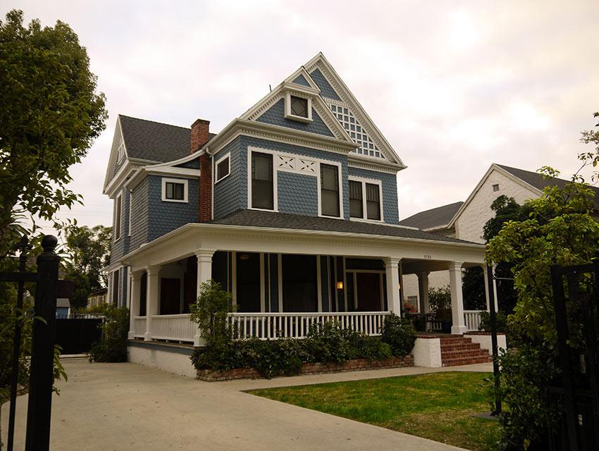The house in November 2014