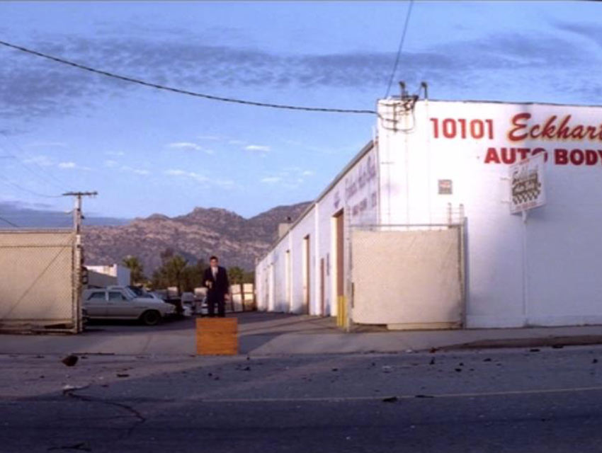 "A screen capture from ""Punk Drunk Love"""