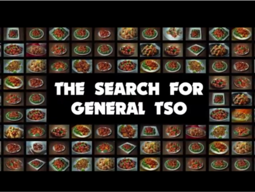 Image result for the search for general tso