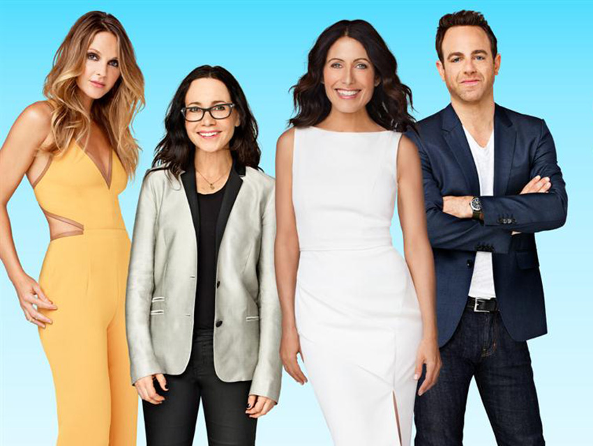 Girlfriends' Guide to Divorce Really, Really, Really Wants