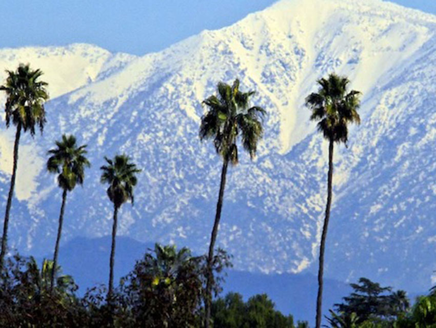 A Brief History of Cold Weather in Los Angeles Los Angeles