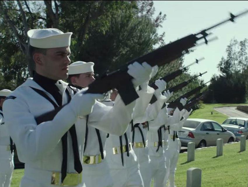 Scene It Before: L A 's Secret Role in American Sniper Los