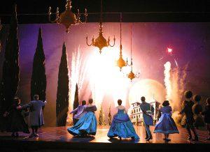 LA Opera The Marriage