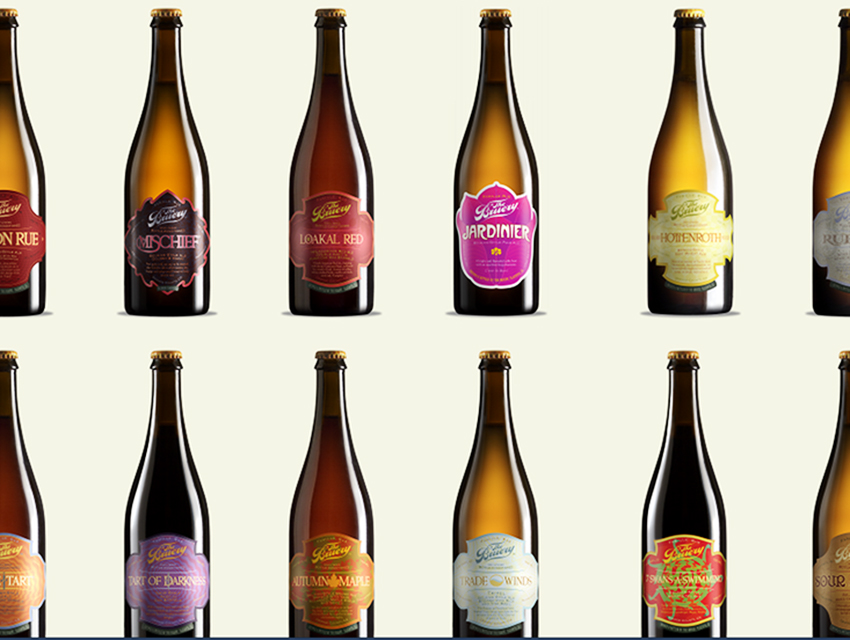 Will your beer be the one that joins The Bruery's lineup?