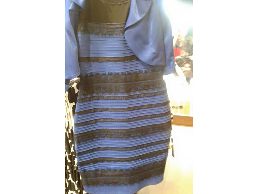 We See Black And Blue Dresses That Are Better Than Thedress Los Angeles Magazine