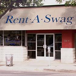 9.Rent-A-Swag