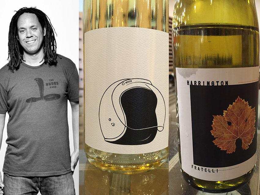Silverlake Wines' Jamil C Williams