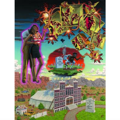"""""""Decline of Sophistication"""" by Robert Williams"""