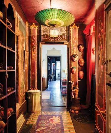 six gypsy inspired interior design styles los angeles magazine rh lamag com gypsy wagon interior design junk gypsy interior design