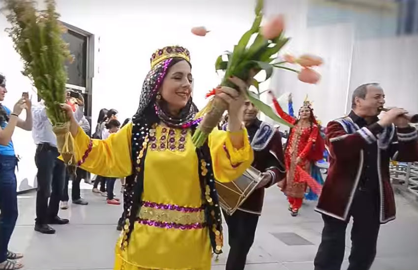 Celebrate the Iranian New Year at LACMA Los Angeles Magazine