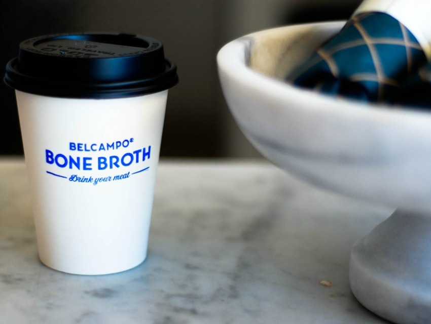 Belcampo bone broth