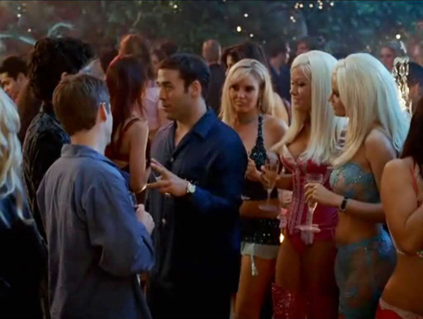 """A screen grab from """"Entourage"""""""