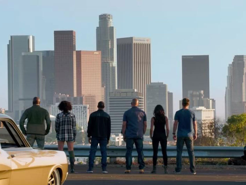 Scene It Before Toretto S House From Furious 7 Los Angeles Magazine