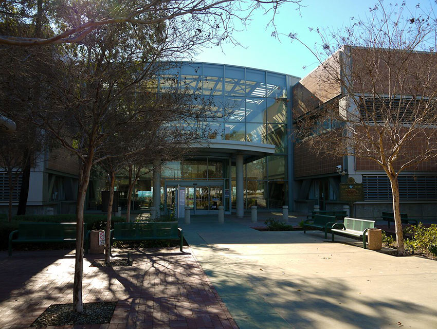 The Veterans Administration Sepulveda Ambulatory Care Center in January 2013