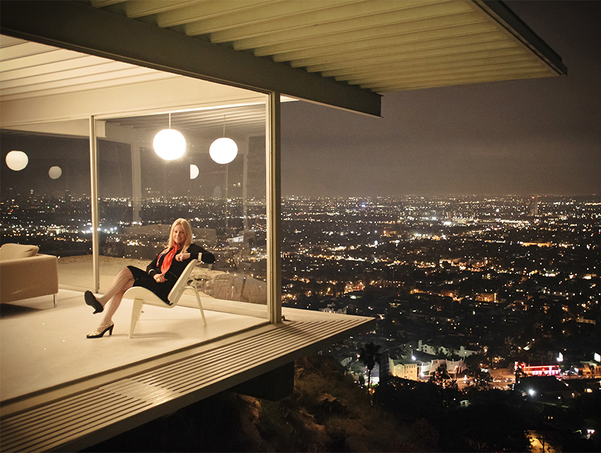 We Grew Up In Case Study House 22 Los Angeles Magazine - Stahl-house-a-modern-residence-in-los-angeles