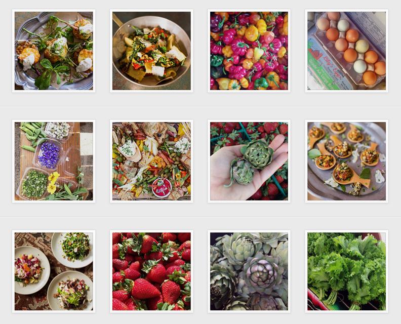 Sarah Delevan's Instagram feed