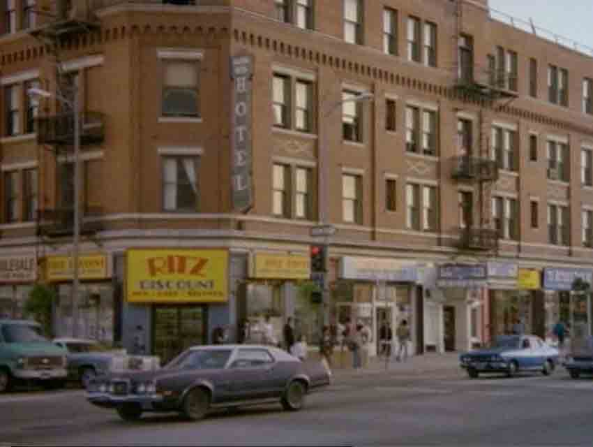 """The building in """"Perfect Strangers"""""""