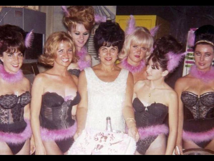 club pink pussy cat