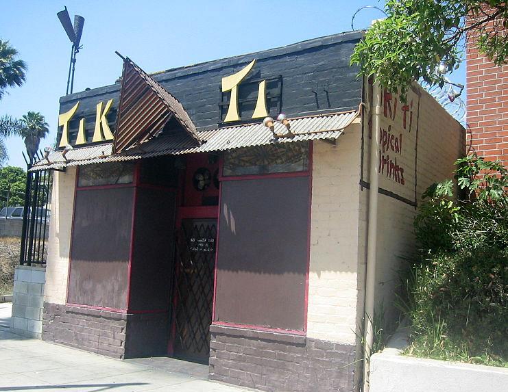 Tiki Ti Has Closed