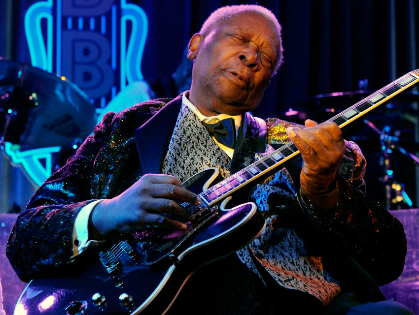 B.B. King has died