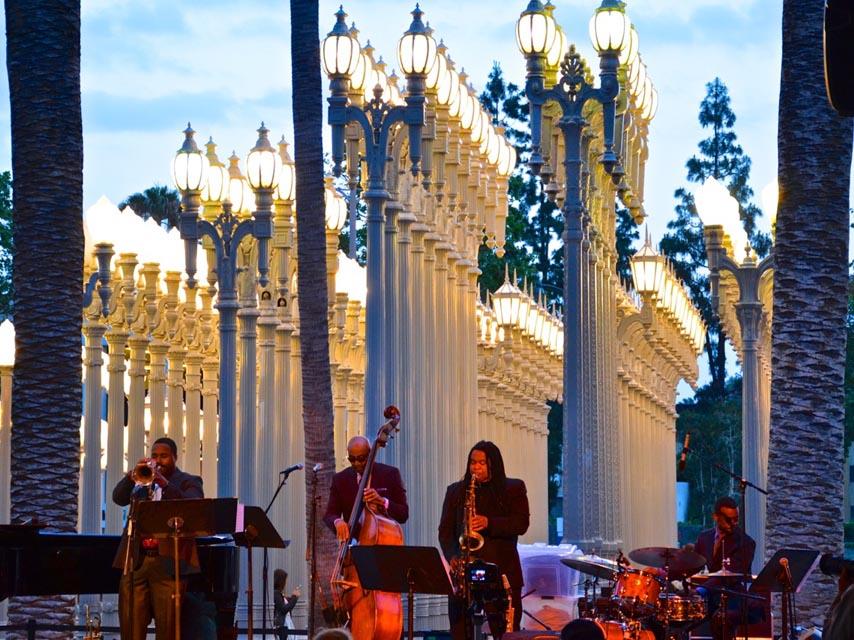 Live Jazz at LACMA