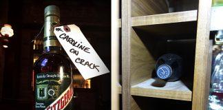 Liquor Lockers