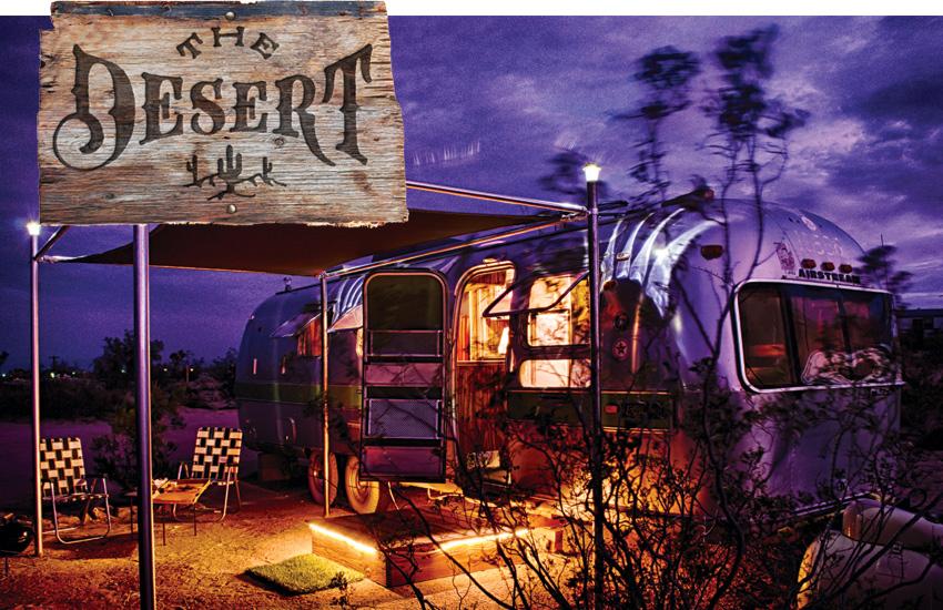 The Best California Camp Sites