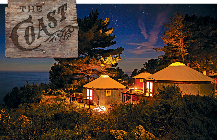 California's Best Camp Sites