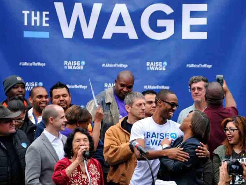 Minimum Wage Raise