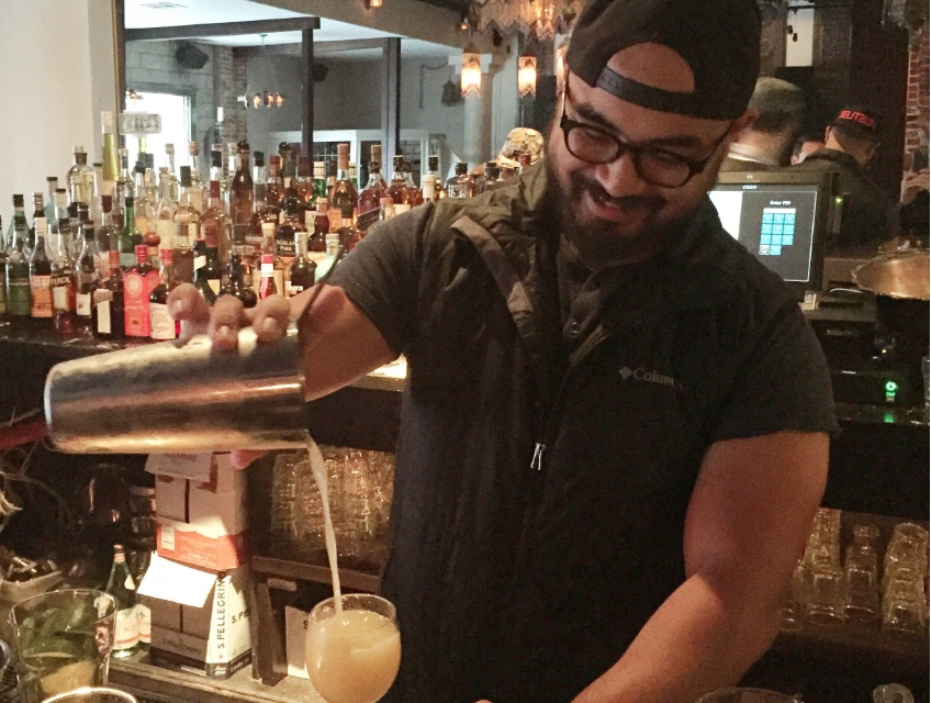 Darwin Manahan's takes a hyper-local approach to craft cocktails
