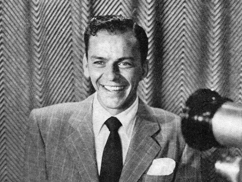 Frank Sinatra Watch