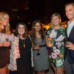 Chelsie Gustafson, Meg Byrne, Sheena Joshi, Lori Macdonald, and guest