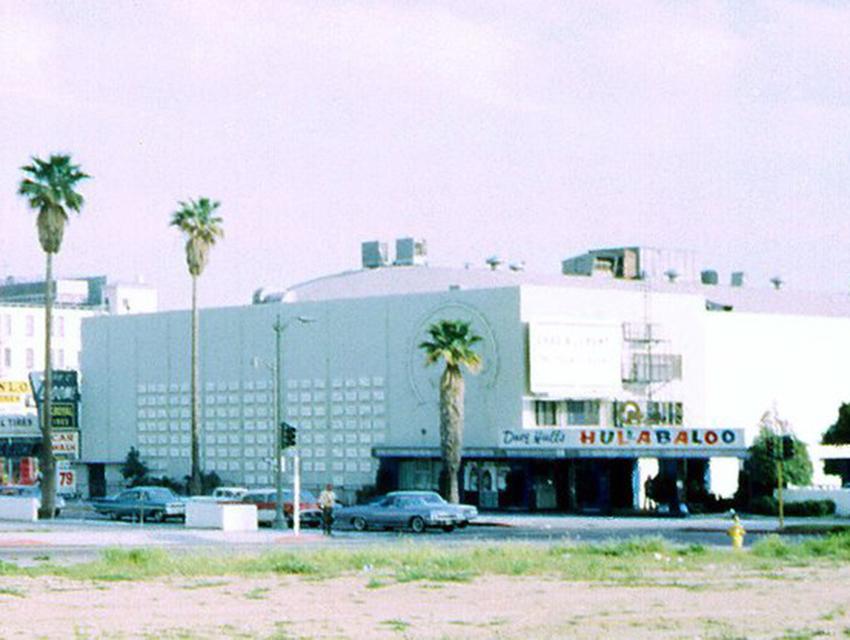 The Hullabaloo Club in 1966