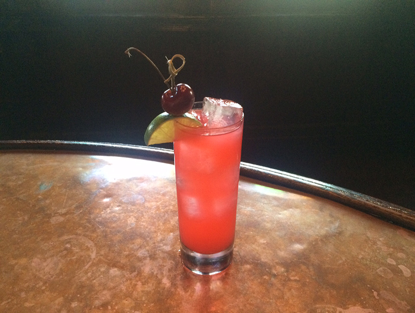 Tom Bergin's Cherry Limeade