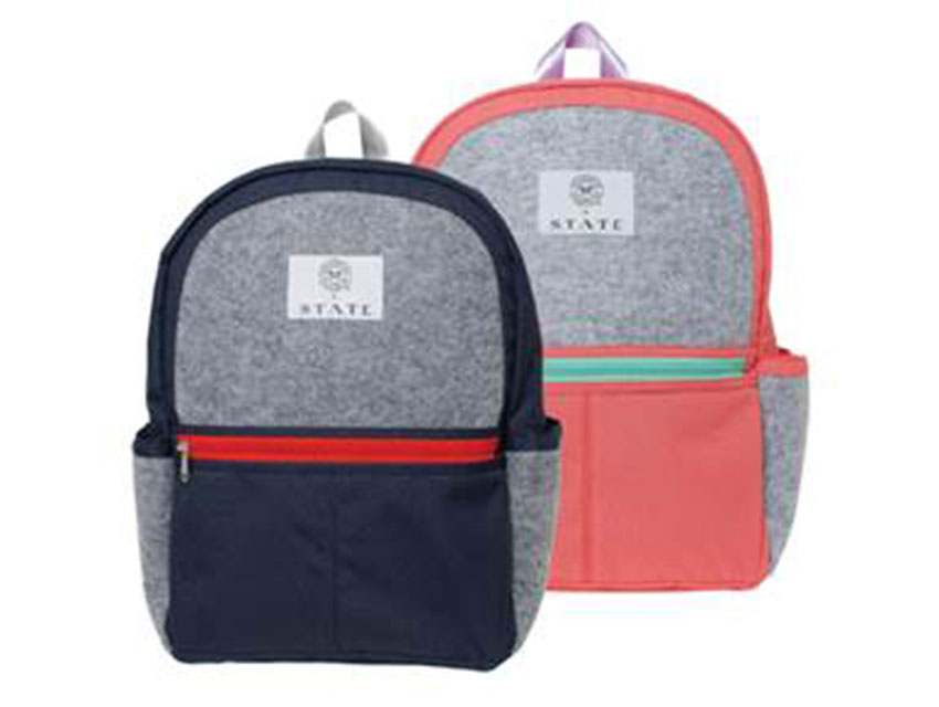 New line of backpacks with collaboration from STATE