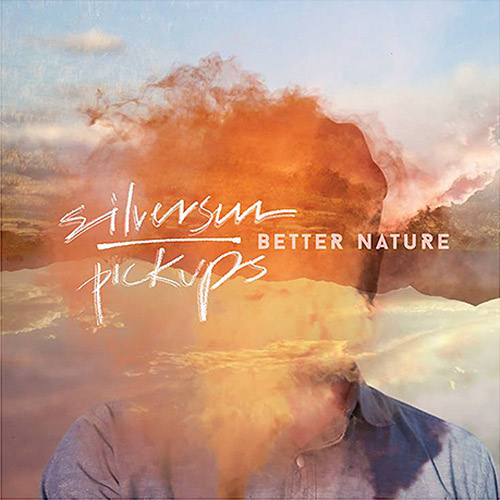 "The cover of Silversun Pickups' new album, ""Better Nature"""
