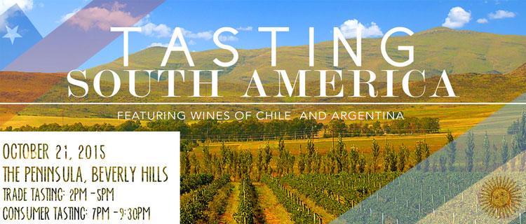 Tasting Chile