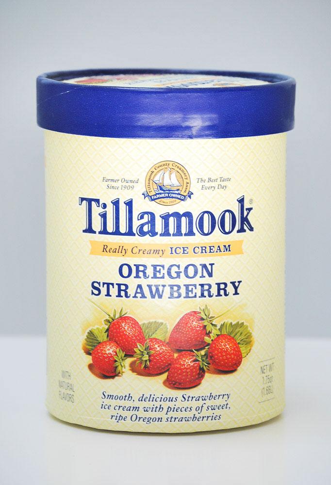 Tillamook Oregon Strawberry