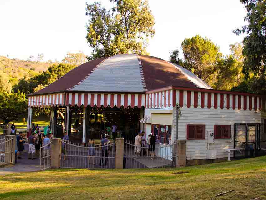 Image result for los angeles griffith park carousel