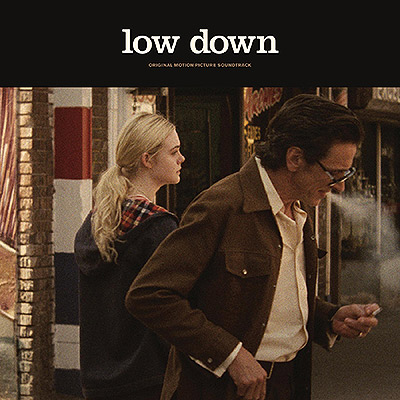 "The cover art for ""Low Down."""