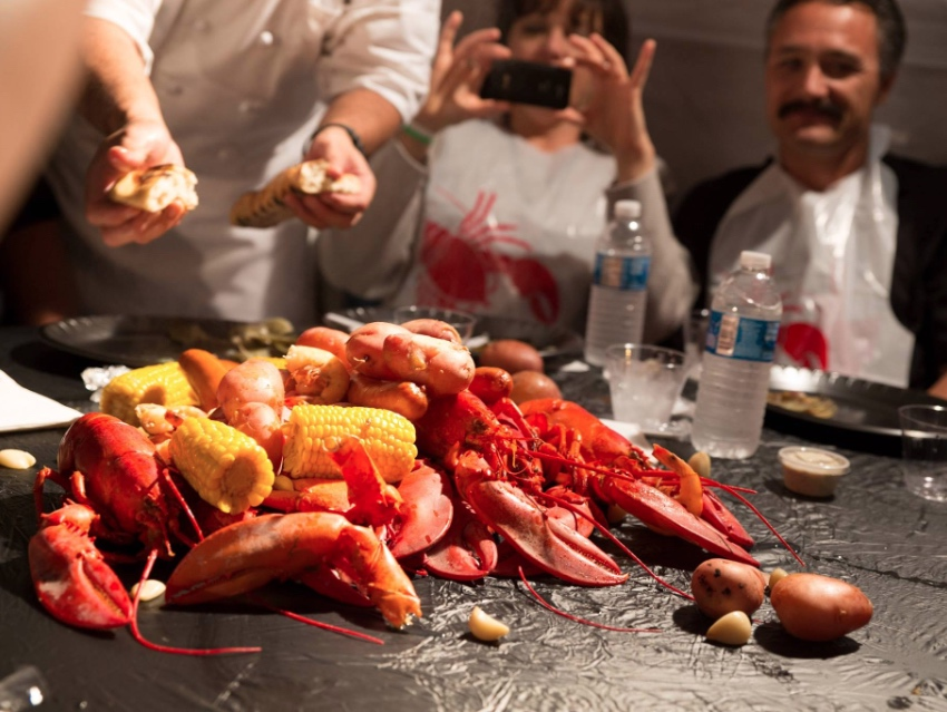 Redondo Beach Lobster Fest is three days of lobster mania