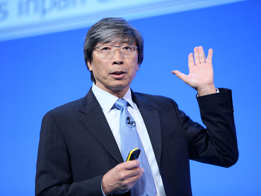 Patrick Soon-Shiong: surgeon, drug developer, Lakers minority owner
