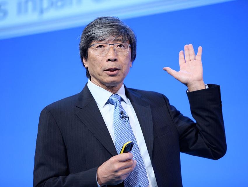 Patrick Soon-Shiong: surgeon, drug developer, Lakers minority owner