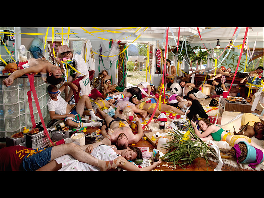 Phoot Camp (2010). Calabasas, California.
