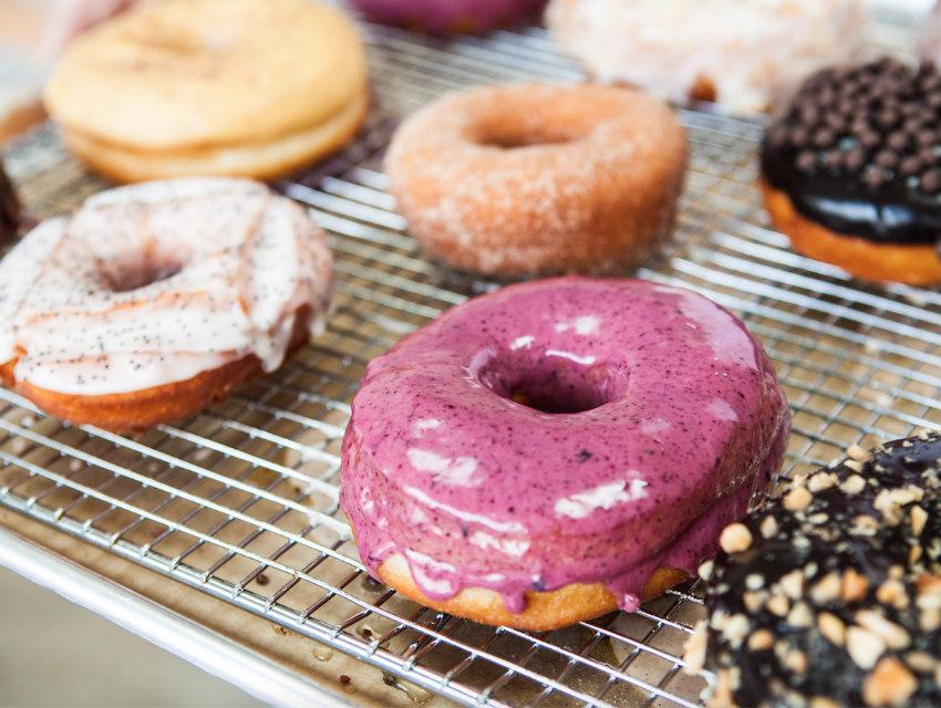 """Image result for blue star doughnut portland"""""""