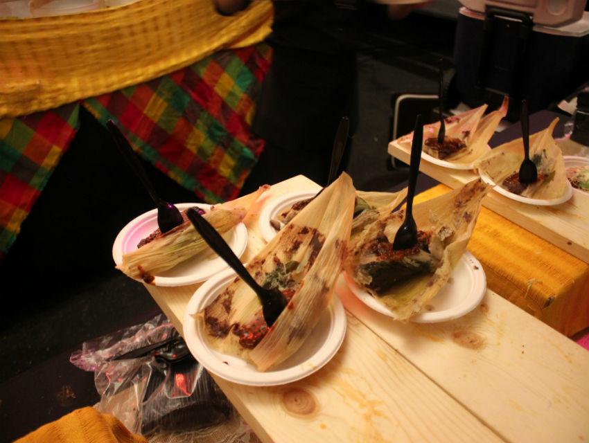 Guelaguetza's famous tamales