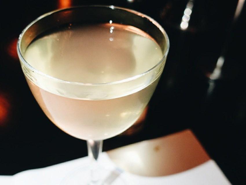 Normandie Club's Martini
